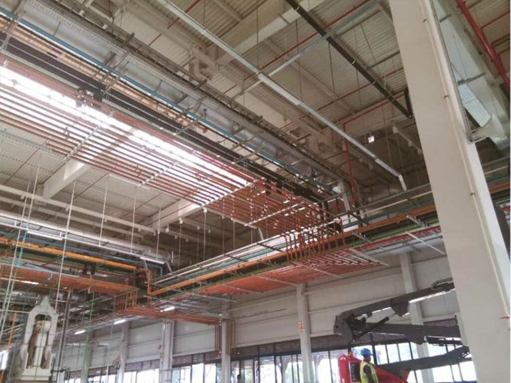 Pre-Action Fire Sprinkler Systems