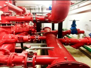 Fire Water piping system]
