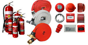 Fire Protection Piping System - SRJ